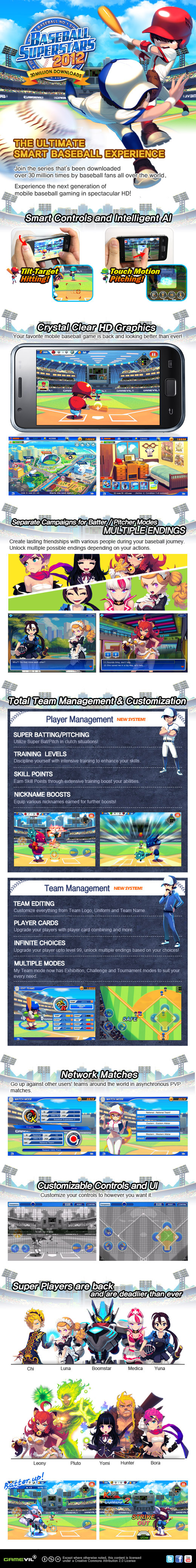 [GAMEVIL] Baseball Superstars 2012 is now Live on Android ...