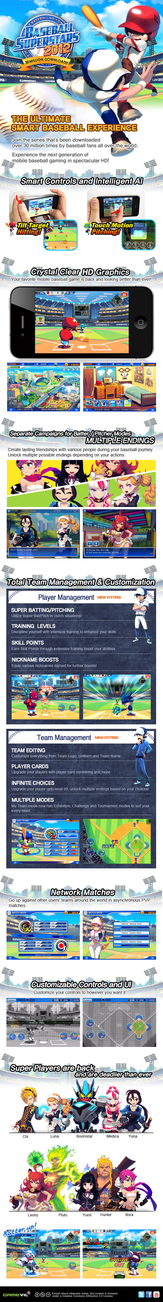 [GAMEVIL] Baseball Superstars 2012 is Coming Soon to the ...